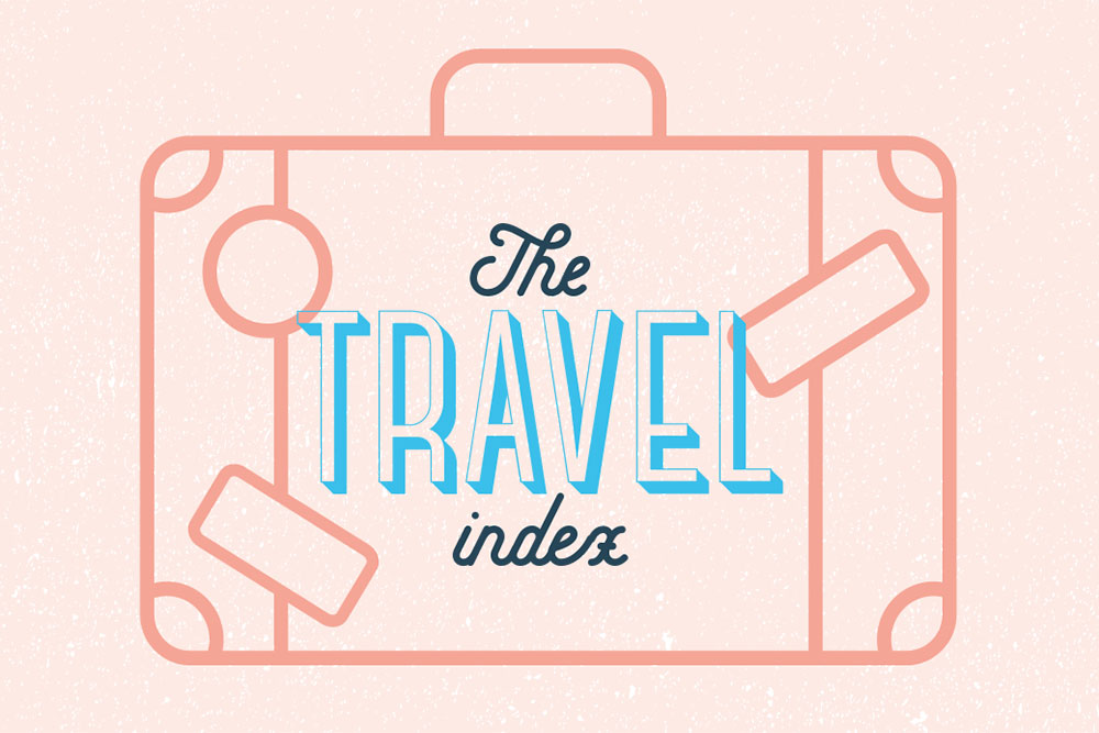 Travel Index: 15 facts you never knew