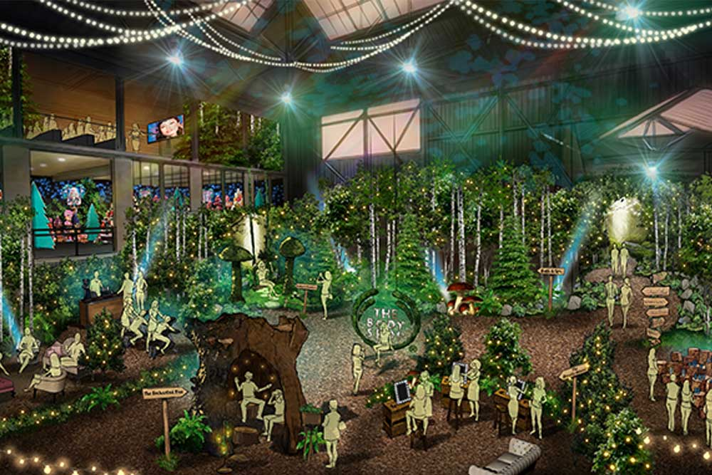 MUST DO: Step into The Enchanted Forest Wellness Pop-Up