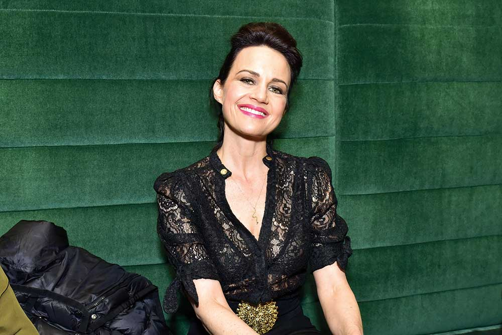 Carla Gugino on the Netflix smash The Haunting of Hill House