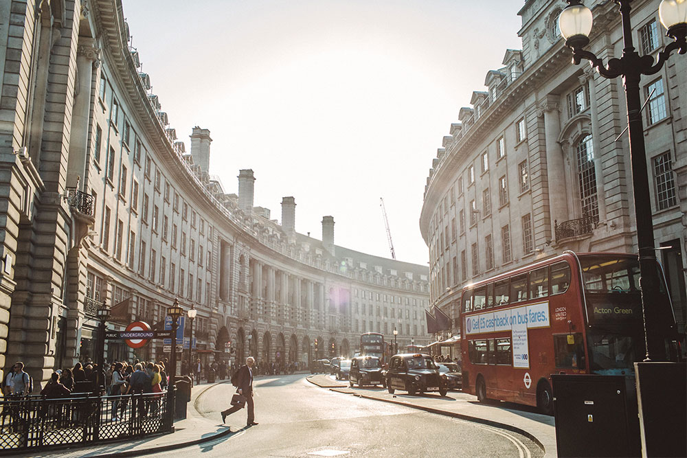Ease into wellness with Regent Street