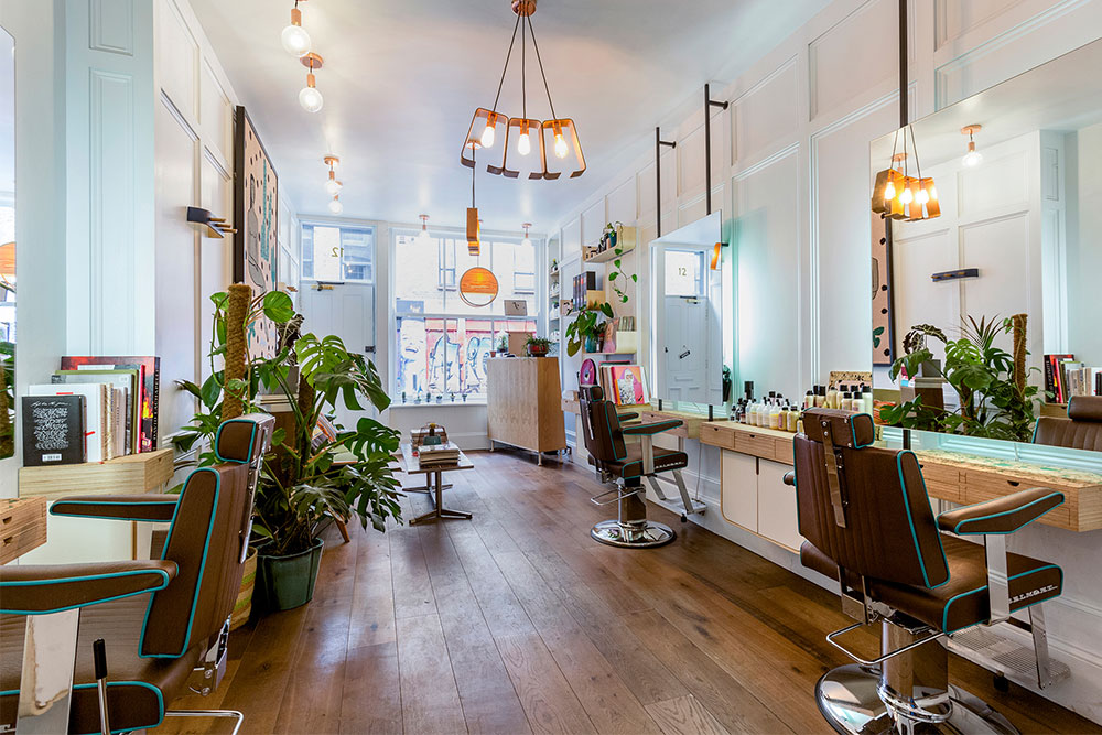 Best eco-friendly and vegan beauty salons in London
