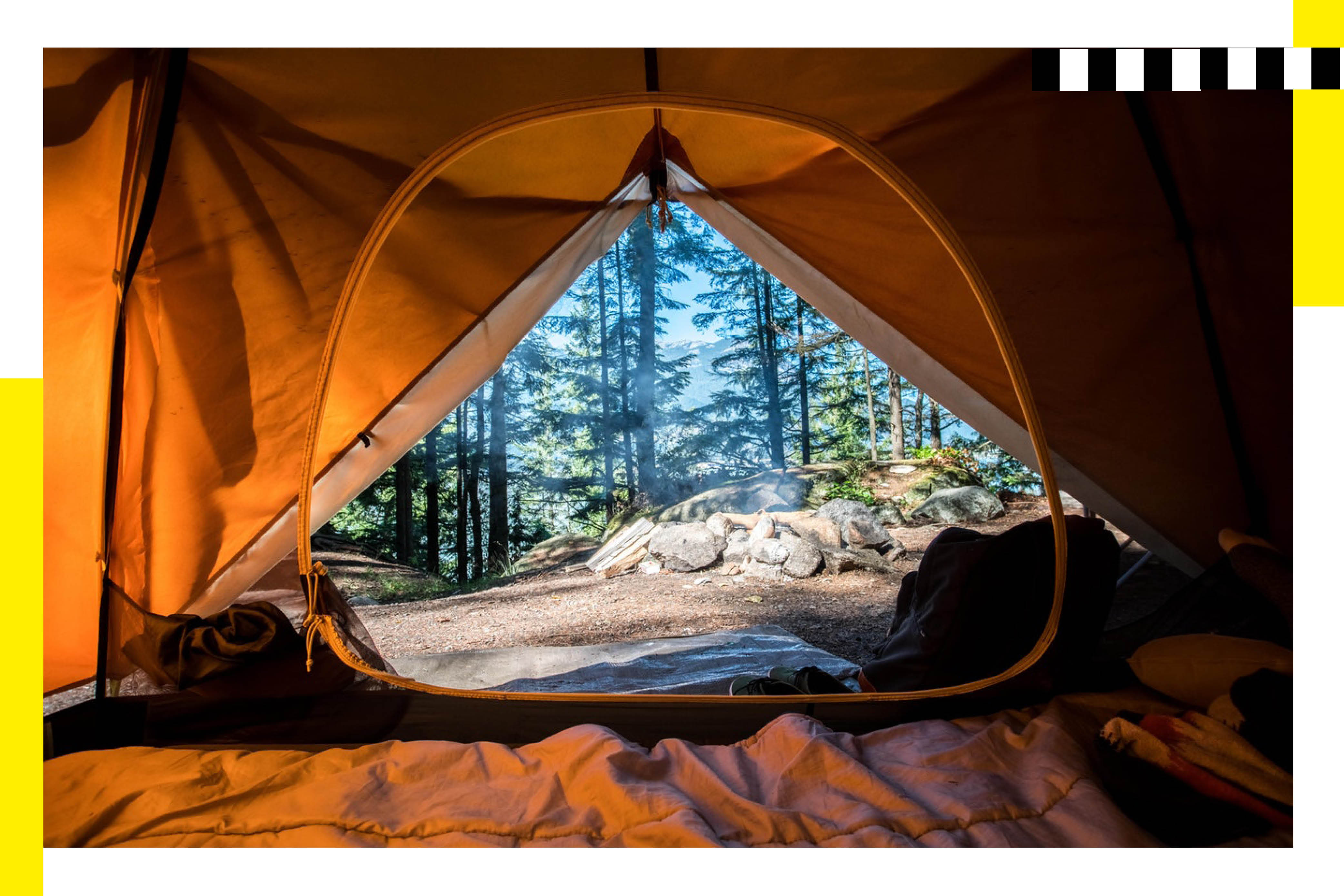 Present tents: camping should be about mindfulness, not the fear of getting your equipment mixed up