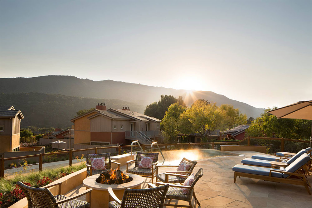Revitalise your senses in the Santa Lucia Mountains