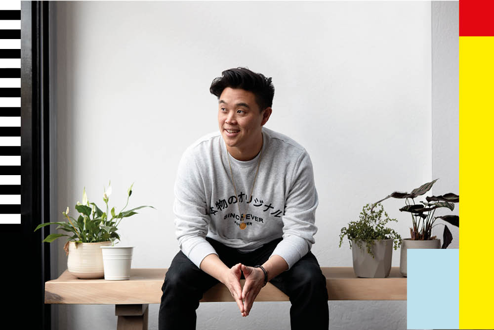 Founder Focus: Michael James Wong of Just Breathe