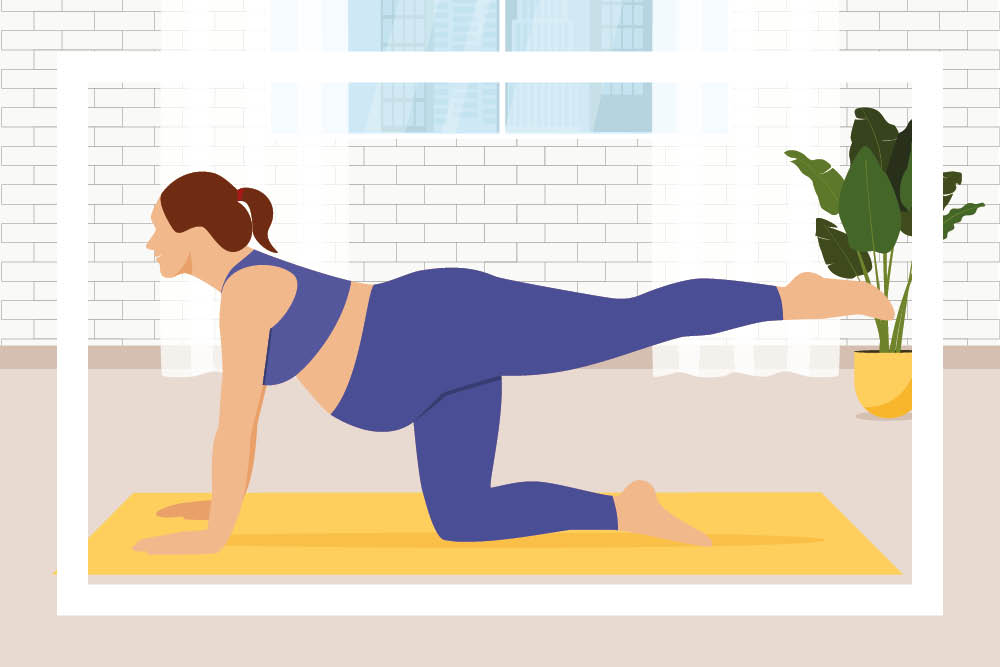 3 Important Muscles to Strengthen During Pregnancy