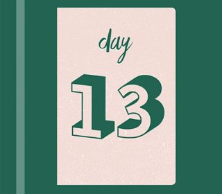 Day 13 BALANCE-d Advent Calendar