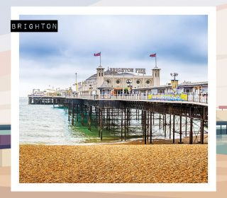 BALANCE goes to Brighton for a weekend of wellness