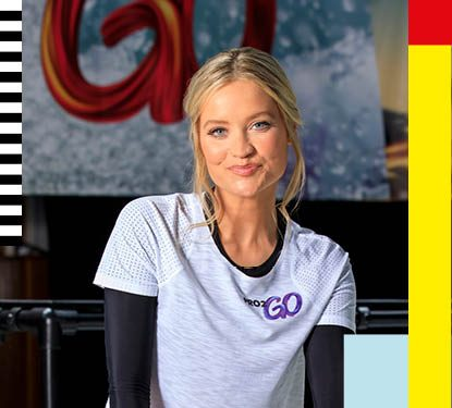 Laura Whitmore on combating loneliness in a city