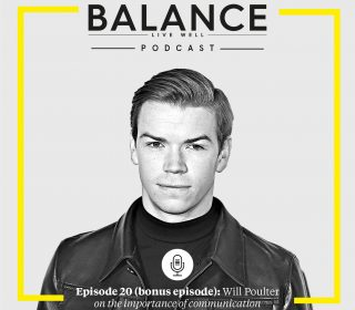 Will Poulter on the importance of opening up