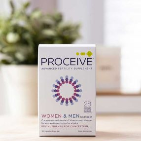 Win a Proceive Conception pack and two Chilly's water bottles for Him & Her, worth £175