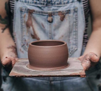 Pottery got cool: BALANCE visits Turning Earth