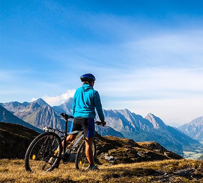 Saddle up to clear your mind with conscious cycling