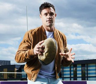 How to achieve greatness by Dan Carter