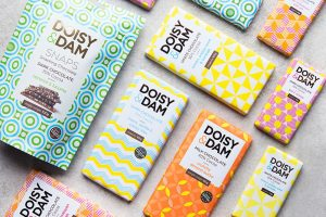 20 readers to win a whole months' worth of delicious Doisy & Dam chocolate