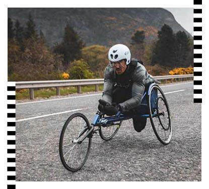 Joshua Patterson on achieving the World Record from John O'Groats to Land's End by wheelchair