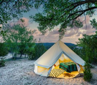 5 of the best glamping spots just outside of London