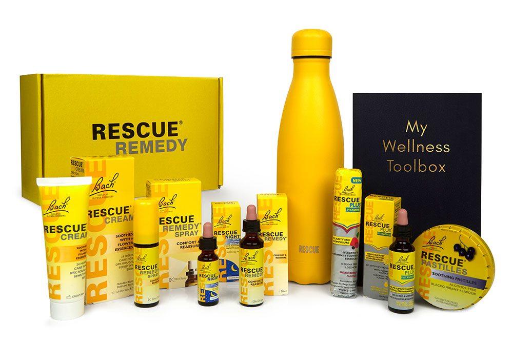 WIN a calming Rescue Remedy Bundle worth over £100