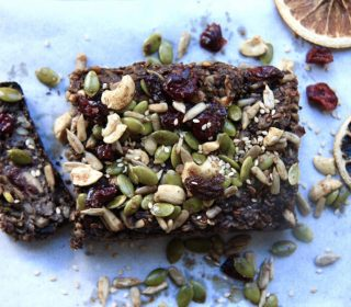 Recipe: Mira Manek's vegan nut roast for a meat-free Christmas